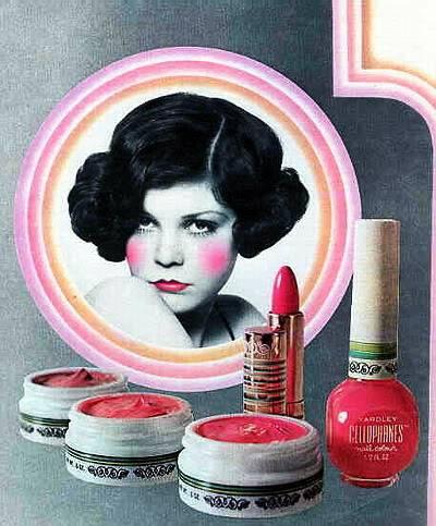 Evolution of Eyebrows ~ 1940s-1970s Blog_Yardley_1969_Jean_White_1
