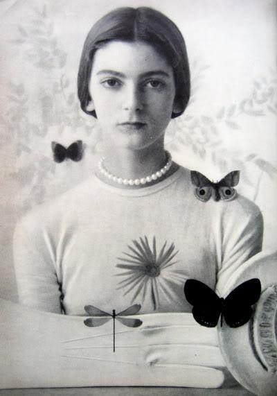 "Carmen Dell'Orefice ~ ""Summer Beauty"" 1946 CarmenDO_1946_July_Vogue_102_Butter"