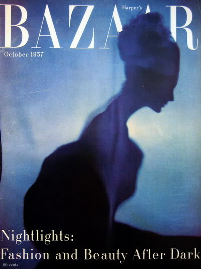 Carmen Dell'Orefice by Avedon ~ Oct. 1957 Bazaar CarmenDO_1957_Oct_Bazaar_Cover_A-1
