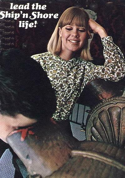 New Albums in Bonnie's Top 50's Models & Sixties Models & Ads: Ship'n Shore ShipNShore_1965_TerryR