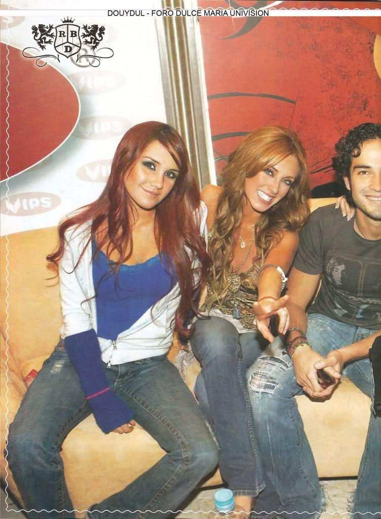 Scans Revista Rebelde #28 - Brasil 15