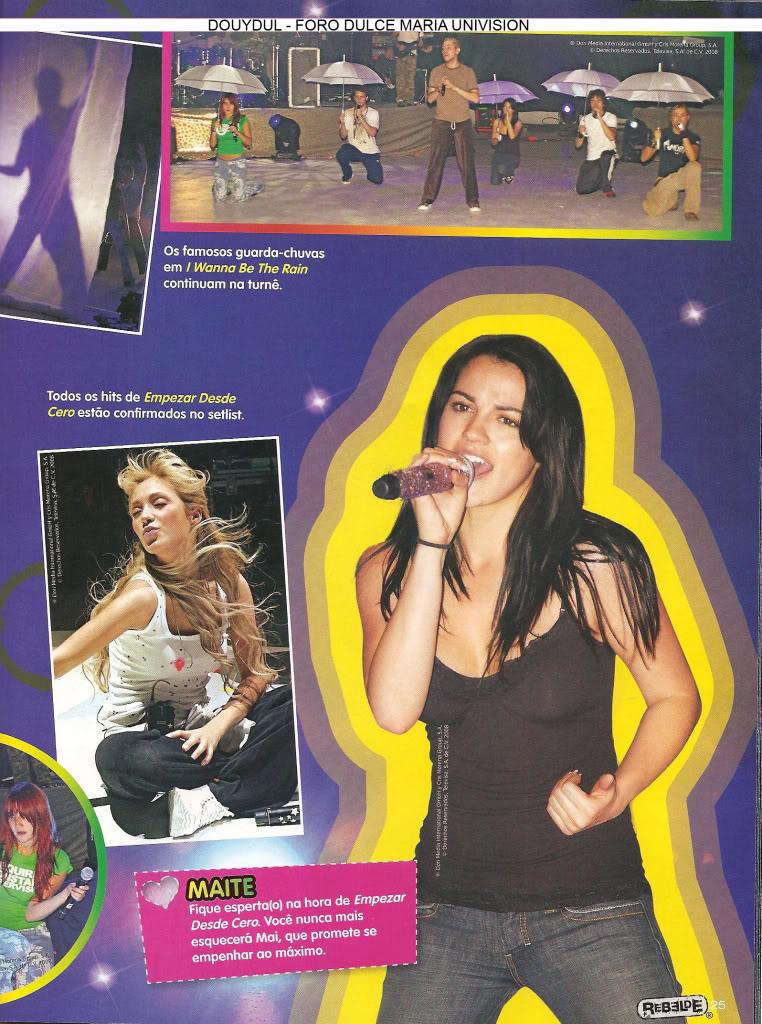 Scans Revista Rebelde #28 - Brasil 20