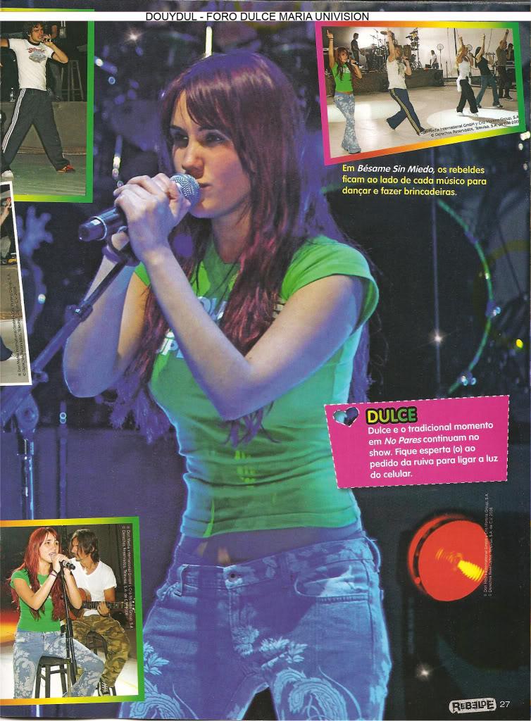 Scans Revista Rebelde #28 - Brasil 22