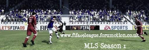 FIFA 09 League.