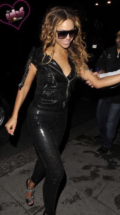 Beyoncé & Jay au Whiskey nightclub à Londres 4fa8b62a