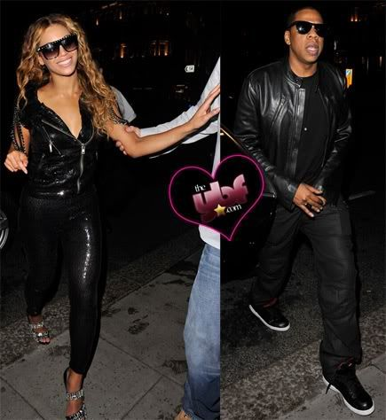 Beyoncé & Jay au Whiskey nightclub à Londres F714a400
