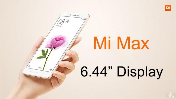 Xiaomi launched Mi Max 6.44-inch smartphone Xiaomi-Mi-Max_zpsbzrmfgpo