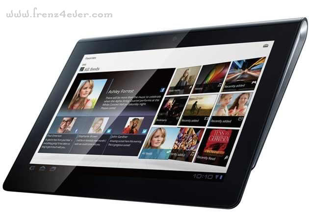 Sony unveils its first tablets S1 and S2 Sony-7