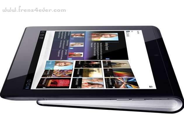Sony unveils its first tablets S1 and S2 Sony-8