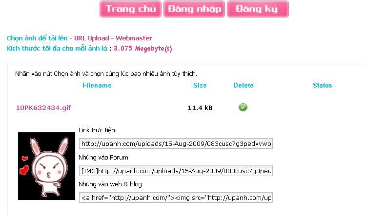 Hướng dẫn post ảnh lên forum với upnhanh.com D4
