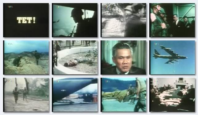Phim tài liệu lịch sử Việt Nam Tet