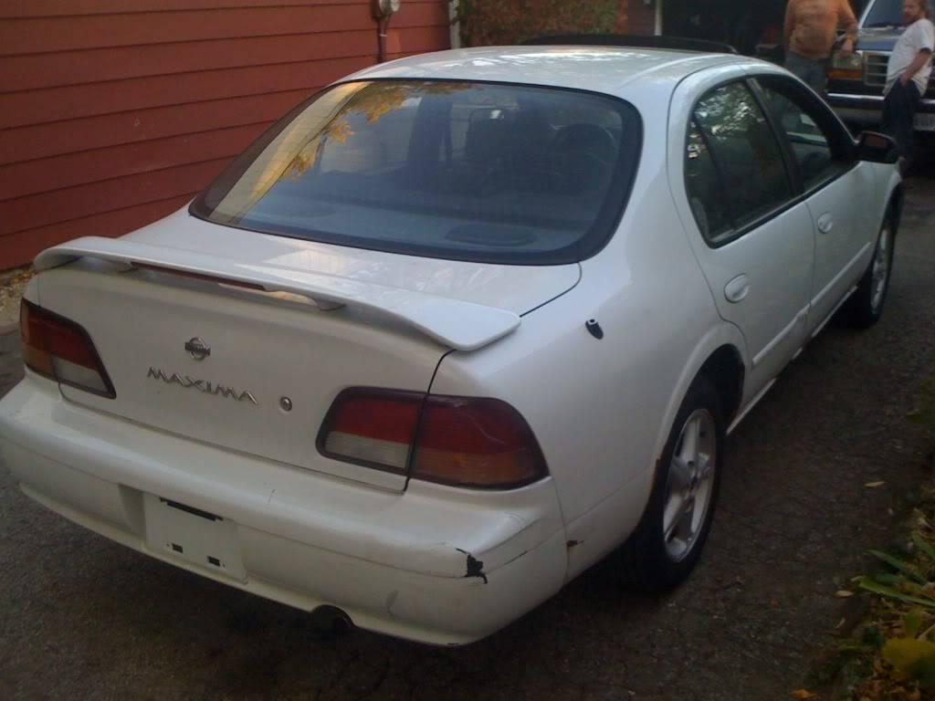 My 1997 Nissan Maxima SE IMG_3008