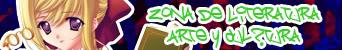 """<font color=""""brown"""">Zona de Literatura, Arte y Cultura</font>"""