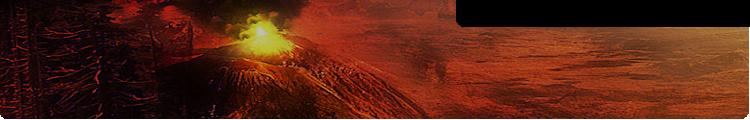 Fin del mundo Volcanoooo