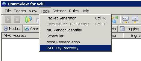 برنامج يمكنك من الدخول الى شبكه الويرلس Wireless Hacking 3-4