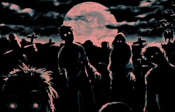 тнe ѕтraιn ;; deѕearaѕ qυe ѕea υna peѕadιlla Zombie10