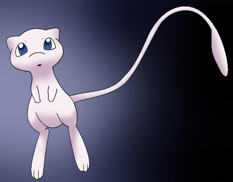 Mew_in_the_ligth_by_Thunderwest.png Mew (DevArt) image by Pinkishblueblack