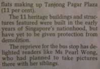 Oldest S'pore bus-stop to be preserved. Bsn3