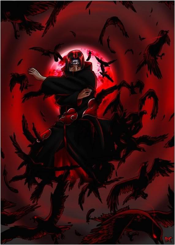 fan club huchiha Darkness