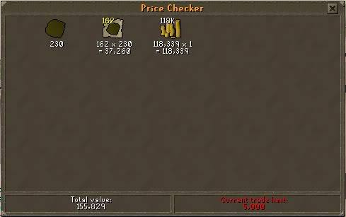 my runescape pure check in weekly Weekcash-1