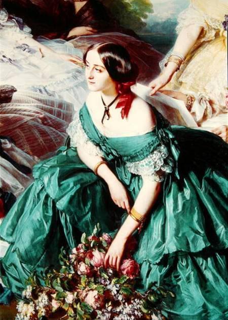 Eugenia de Montijo, emperatriz de Francia - Página 2 EmpressEugenie