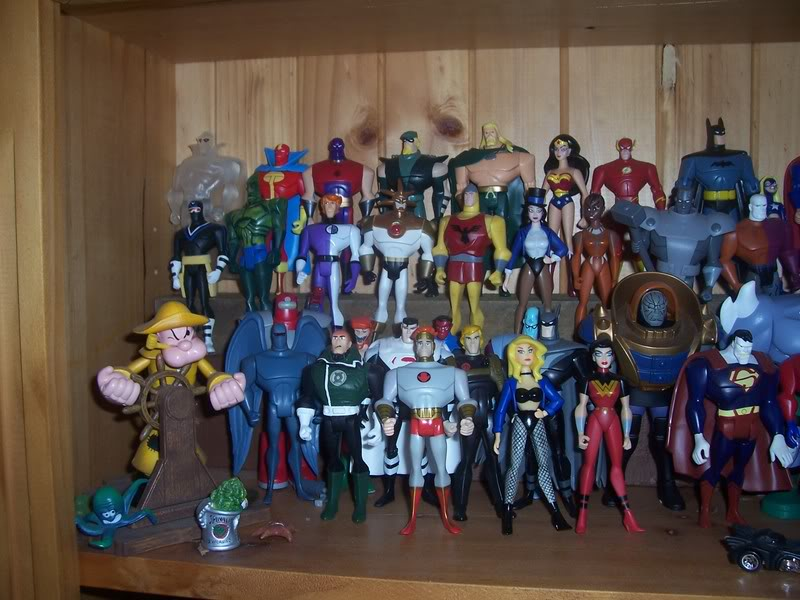 NiteOwl's Collection- updated JLU shelving bottom page 1 Ja042