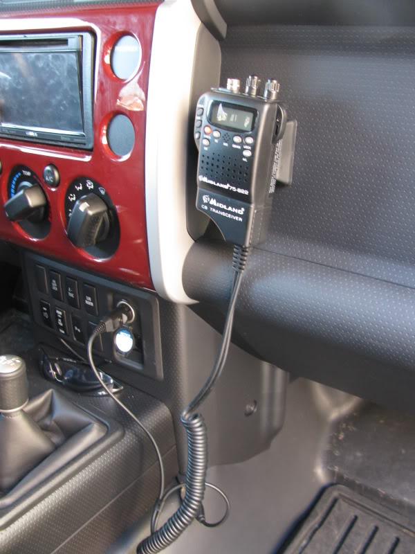 Handheld CB radios - Page 9 Cruiser007