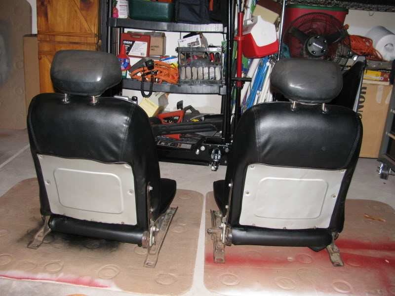 My 2 FJ builds: Seats003