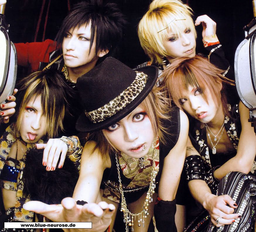 Visual Kei Alice-nine