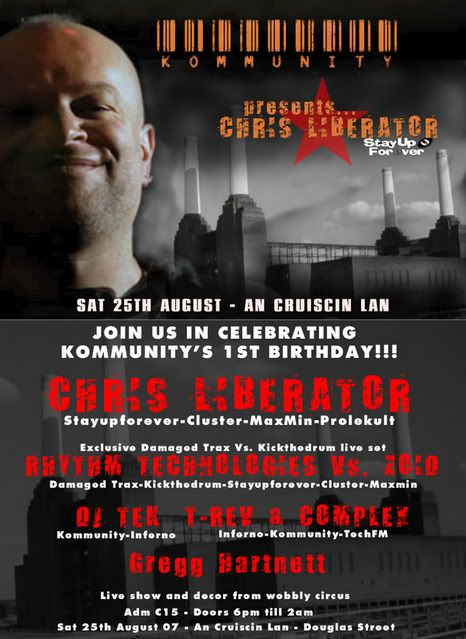 kommunity 1st birthday....chris liberator (aug '07) Fullflyer
