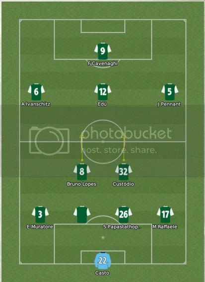 4-2-3-1, For europian matches 4-2-3-1