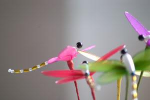 Cách làm hoa voan Chuonchuonot