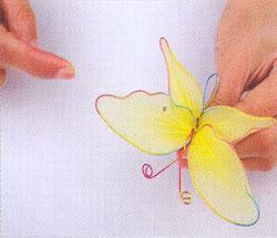 Cách làm hoa voan Ketthan