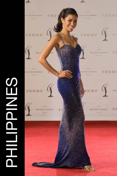 The Decade's Binibining Pilipinas-Universe Beauties from the University of the Philippines Philippines