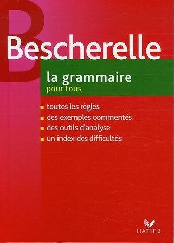 3 كتب للغة الفرنسية رائعة و نادرة من Bescherelle - صفحة 2 Grammaire
