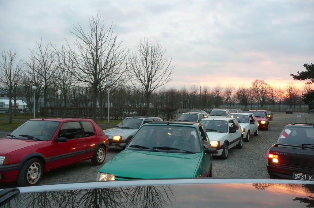 [72] les 25 ans de la 205 GTI - le mans- 21-22 février 2009 25-02-2009082