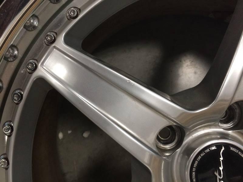 """(rare)JDM Stern wheels (3pc) 18"""" 7.5+48/8.5+48 5x114.3 (no tires) F9640C68-2467-4F67-B83C-EDF9C3B847F8"""