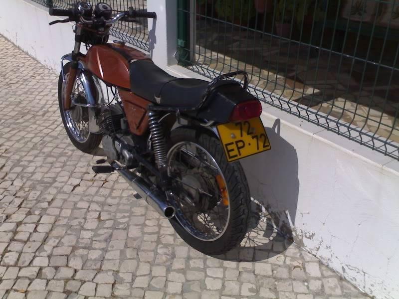Máquinas de 2 rodas 29092011084