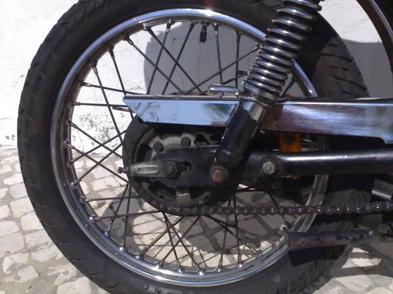Máquinas de 2 rodas 29092011087
