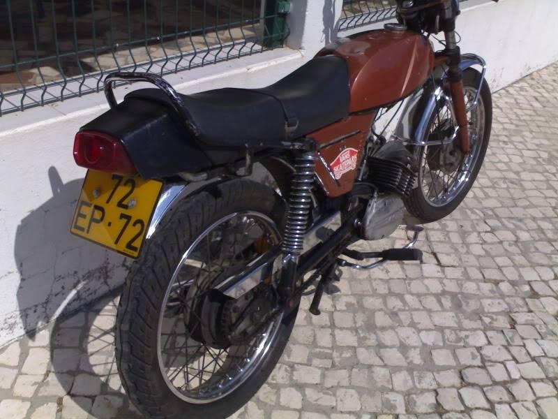Máquinas de 2 rodas 29092011088