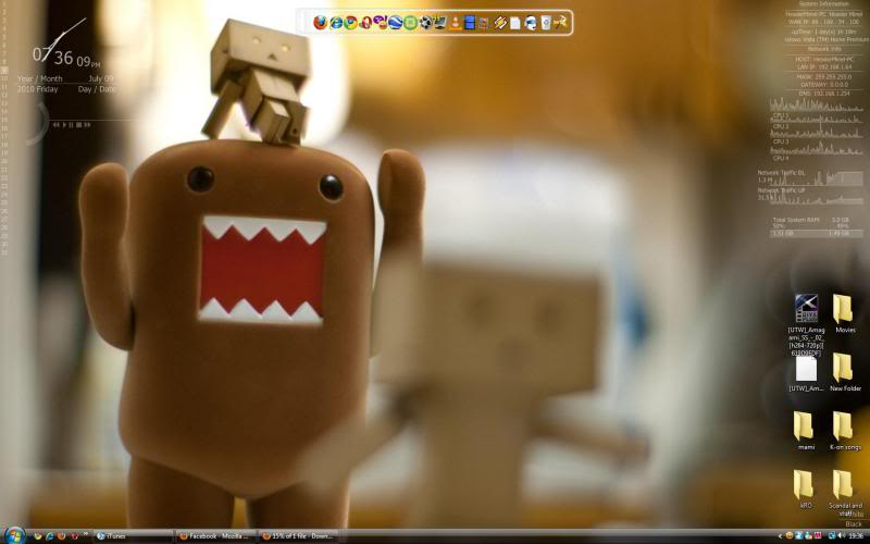 Show us your desktop! - Page 5 Rawr