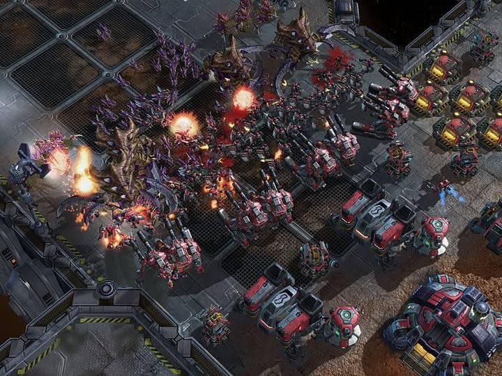 StarCraft II Sc2