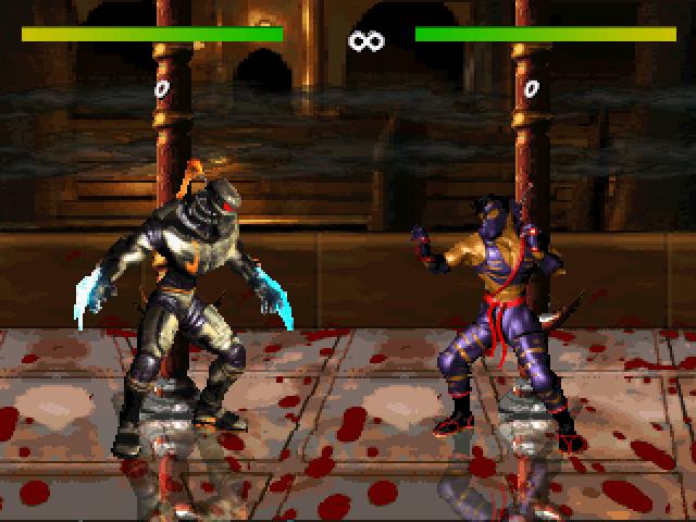 Screenshots (MK vs KI) Mkvski