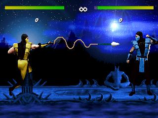 Screenshots (MK vs KI) Mugen1