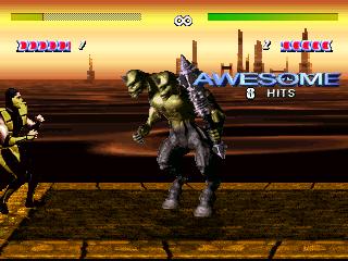 Screenshots (MK vs KI) Mugen10