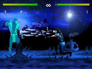 Screenshots (MK vs KI) Mugen2
