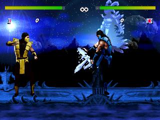 Screenshots (MK vs KI) Mugen4
