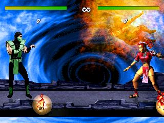 Screenshots (MK vs KI) Mugen6