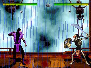 Screenshots (MK vs KI) Mugen7