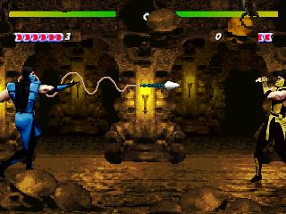 Screenshots (MK vs KI) Mugen8